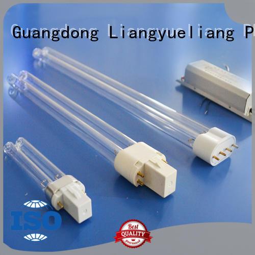 germicidal uvc led output water treatment LiangYueLiang