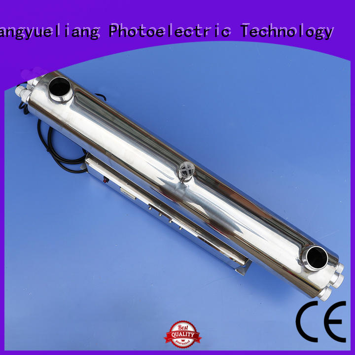 LiangYueLiang stable performance sterilight uv system directly sale for pond