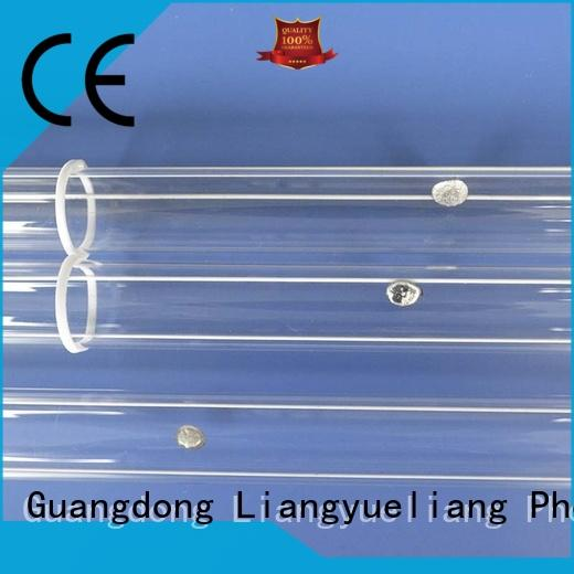 LiangYueLiang hot sale ultraviolet germicidal lamp manufacturers for wastewater plant