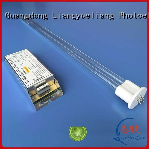LiangYueLiang gph uv germicidal lamp auto-cleaning for water recycling