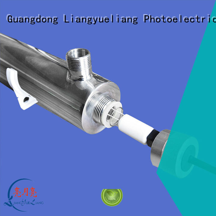 LiangYueLiang bulk uv water steriliser lower price for pond