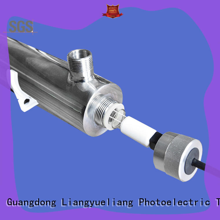 LiangYueLiang ultraviolet freshwater uv sterilizer Supply for pond