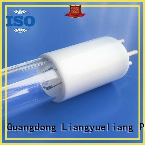 LiangYueLiang available germicidal uv lamps for sale bulbs wastewater plant, underground water recycling, industry dirty water discharged, domestic sewage