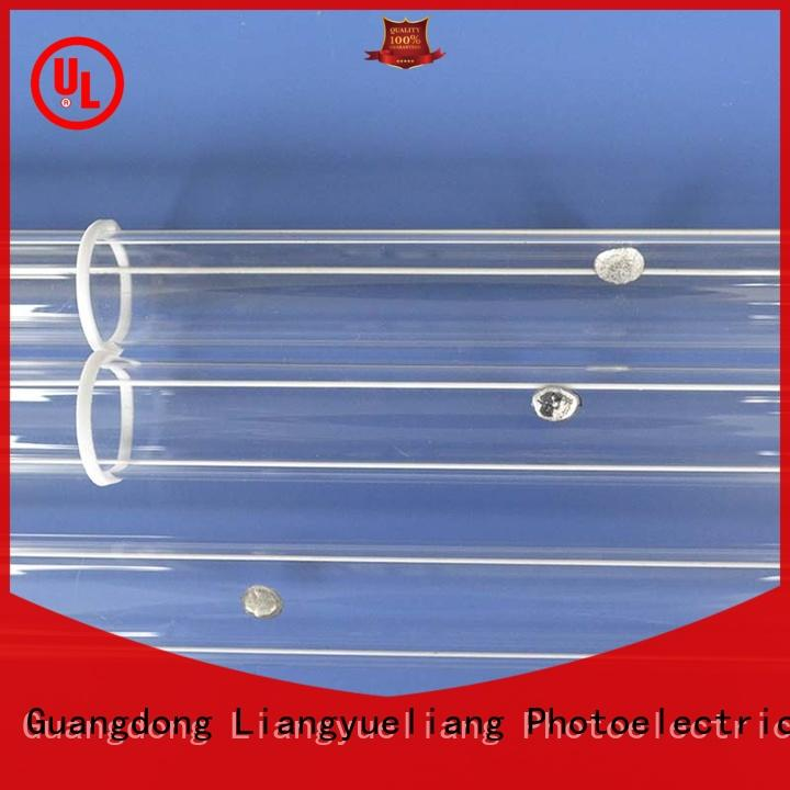 LiangYueLiang shaped germicidal uv led lights manufacturers for air sterilization