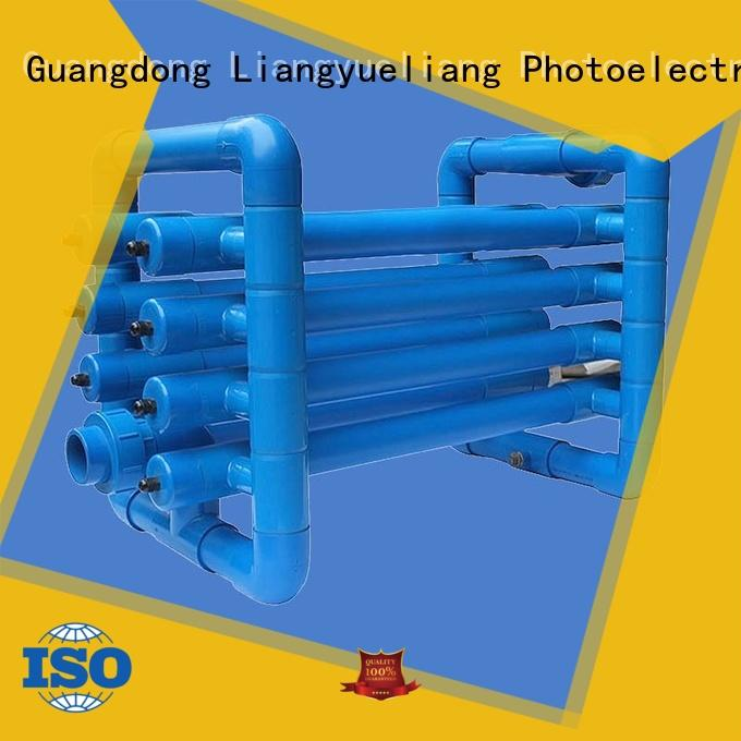 LiangYueLiang 1040w uv light water sterilizer stainless steel for fish farming,