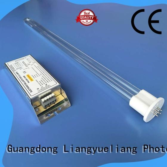 LiangYueLiang compact ultraviolet germicidal lamp factory price for air sterilization