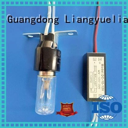 LiangYueLiang Brand double pin power custom germicidal uv