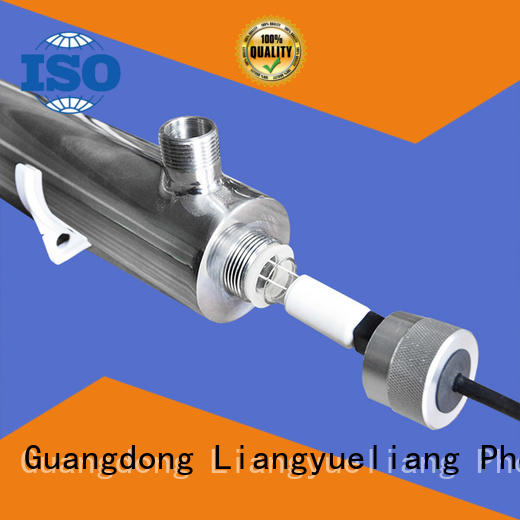 10-40W Stainless steel UV water sterilizer