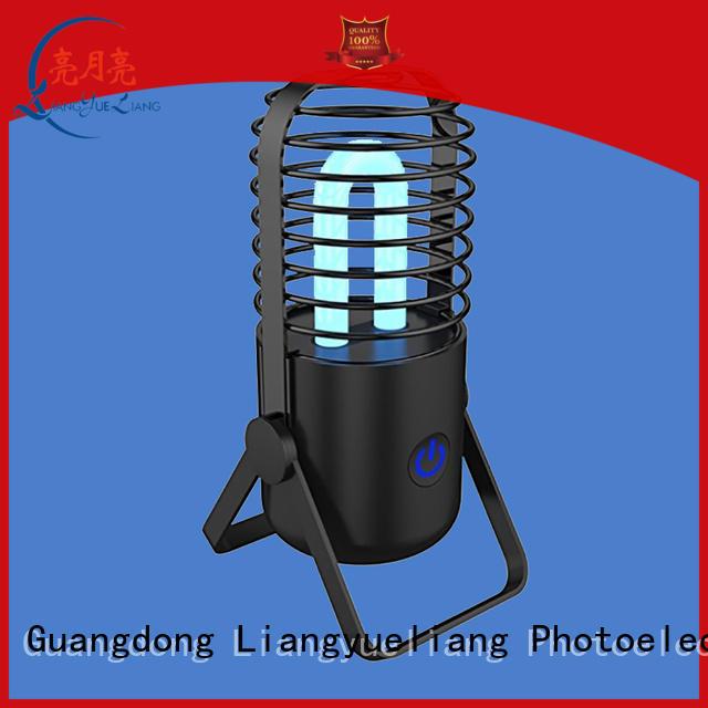 LiangYueLiang good design portable uv light factory for hotel