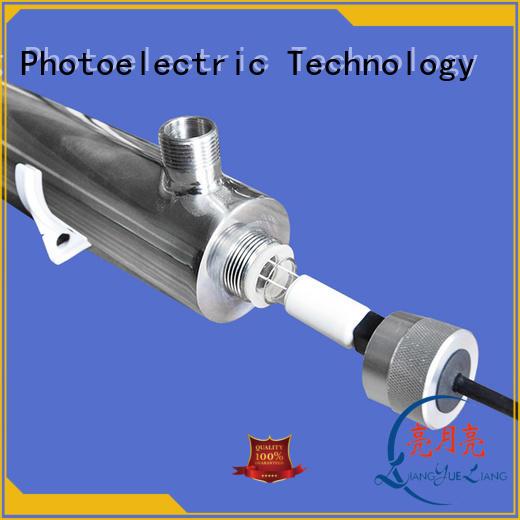 stainless uv water steriliser 1040w for SPA LiangYueLiang