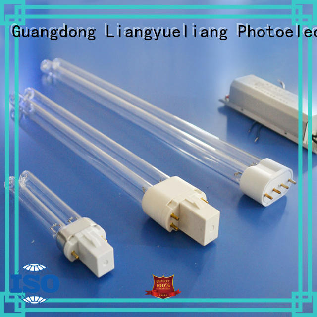 Stainless steel germicidal uv lamps for sale tube for underground water recycling