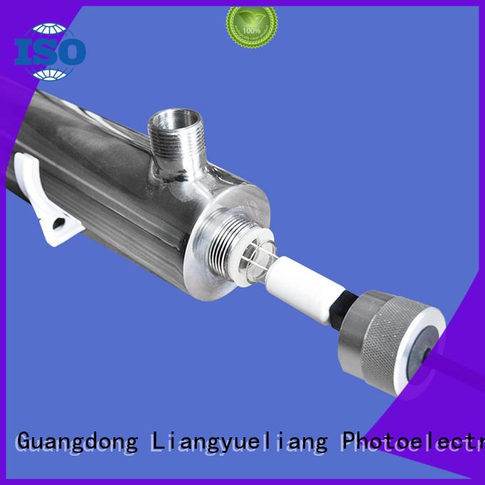 LiangYueLiang top ultraviolet light sterilization directly sale for landscape water