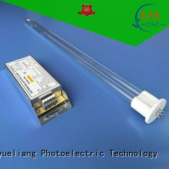 hot sale uvc germicidal lamp double energy saving for domestic sewage