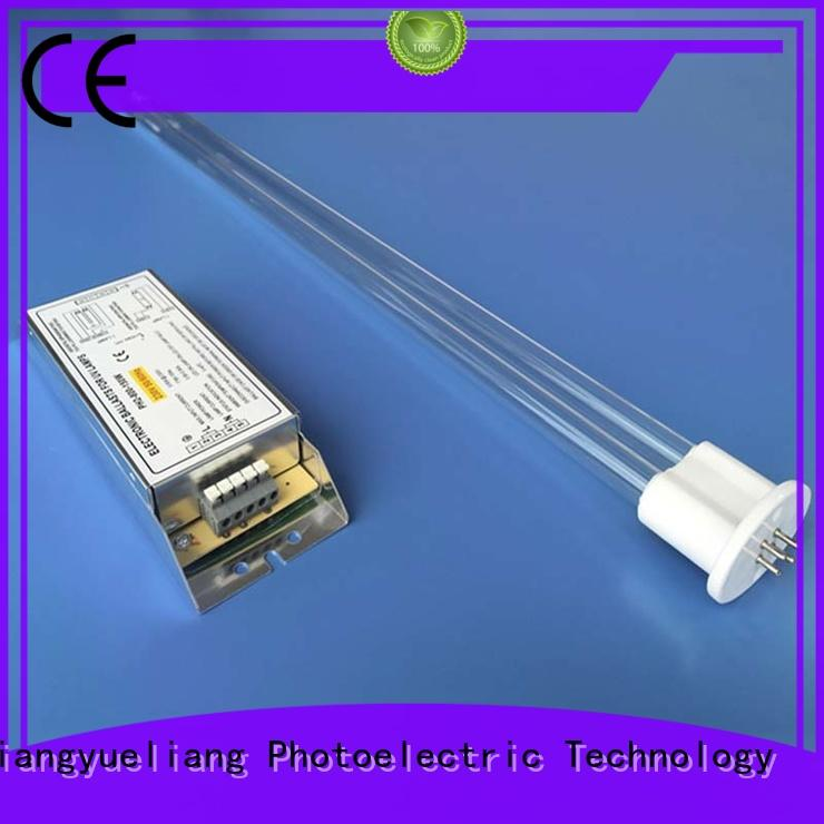 LiangYueLiang available uv germicidal lamp tube for industry dirty water discharged