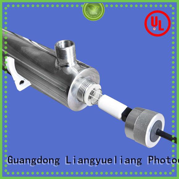LiangYueLiang high quality uv water steriliser factory for pool