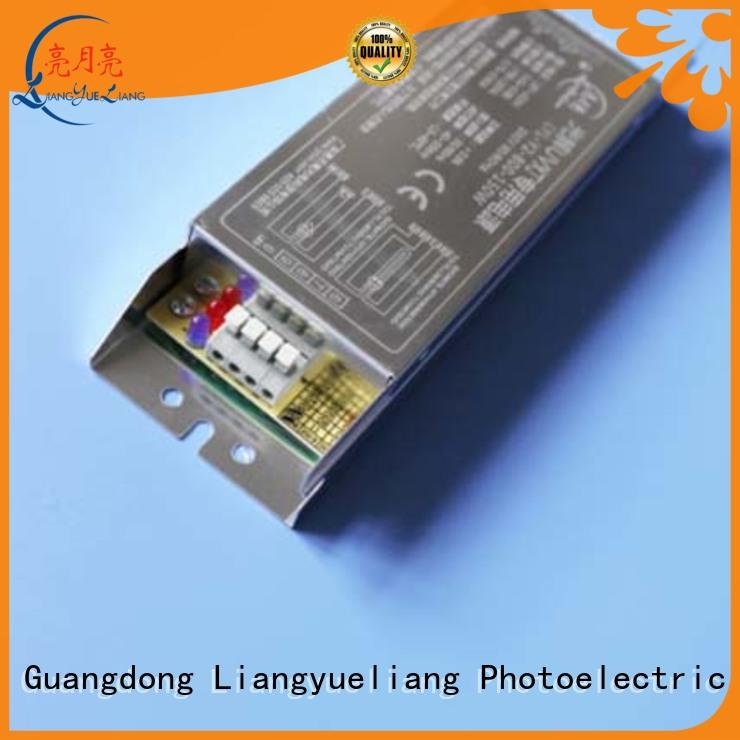 LiangYueLiang Brand preheat start uv ballast manufacture