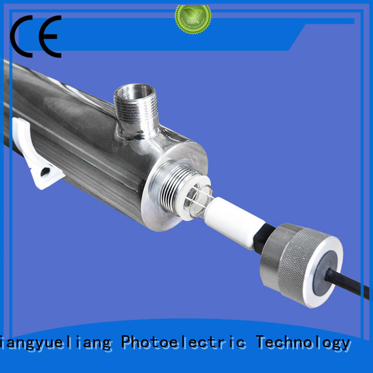 LiangYueLiang Brand steel pvc water sterilizer 1040w factory