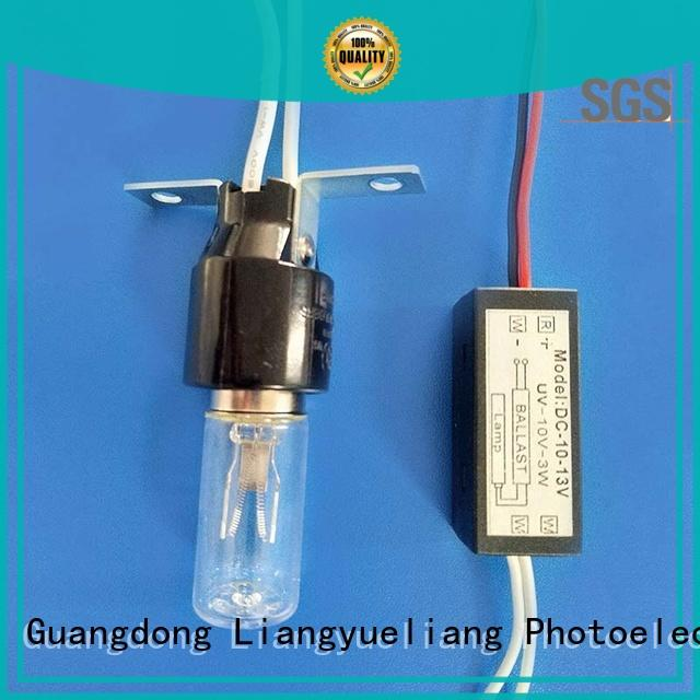 LiangYueLiang pin germicidal uv light company for water treatment