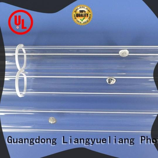 LiangYueLiang uvc ultraviolet light germicidal lamps auto-cleaning for wastewater plant