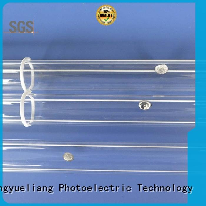 LiangYueLiang Stainless steel germicidal light auto-cleaning for industry dirty water discharged