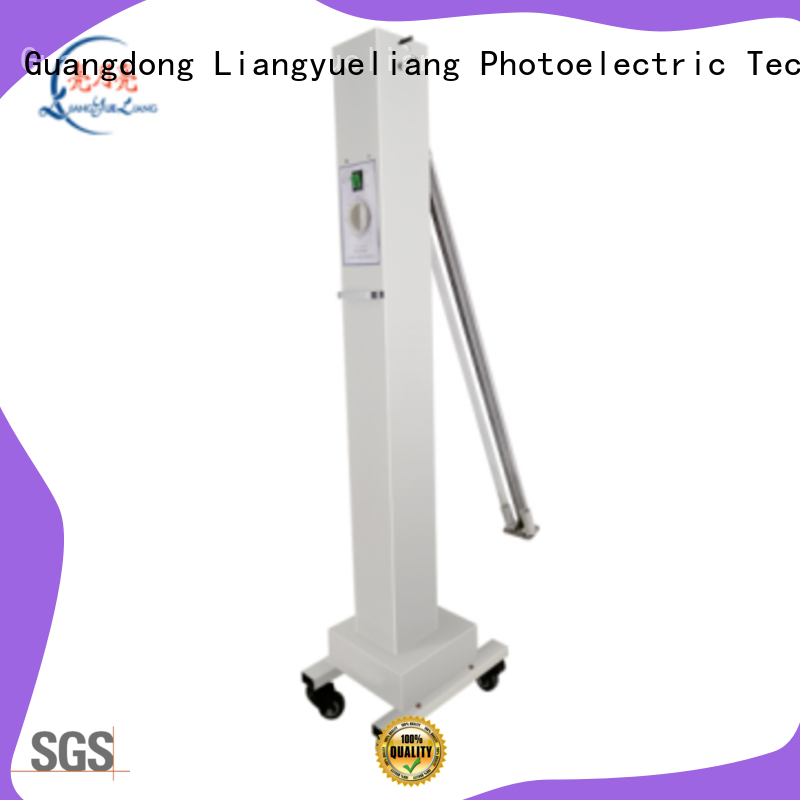 LiangYueLiang strong uv light germicidal lamp auto-cleaning for underground water recycling