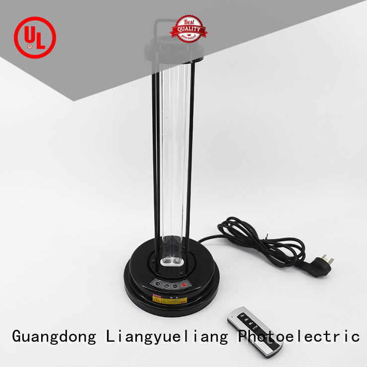 LiangYueLiang start led uv germicidal lamps chinese manufacturer for water treatment
