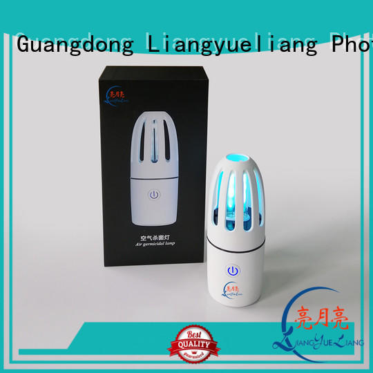 LiangYueLiang air portable uv sterilizer manufacturer for hotel