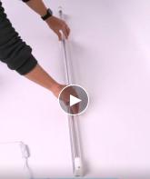 Remote control Portable UV sterilization lamp kit