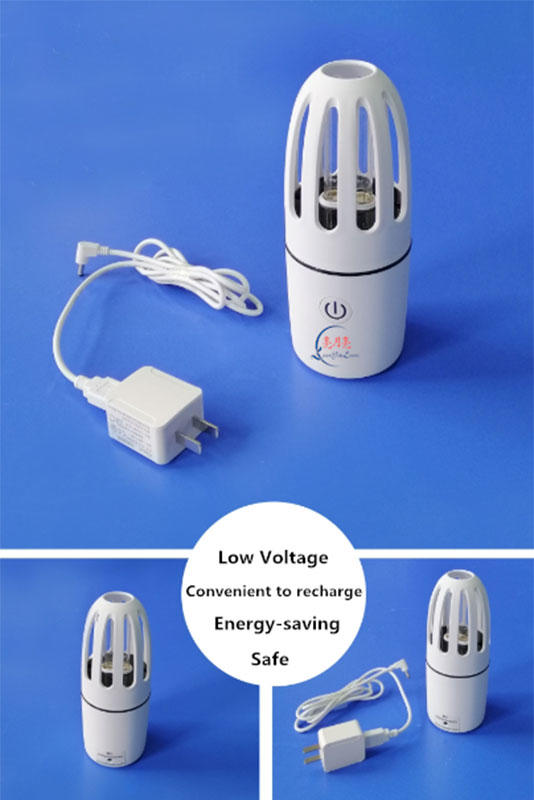 Small Mini Portable UV lamp air purifier