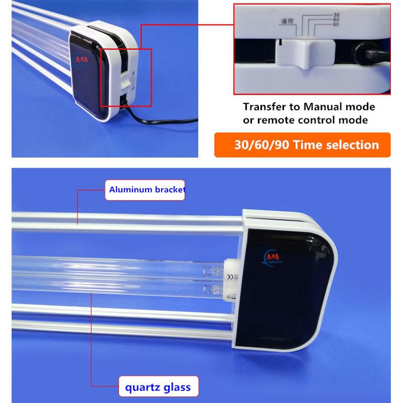 Wall Mounted UV air purifier