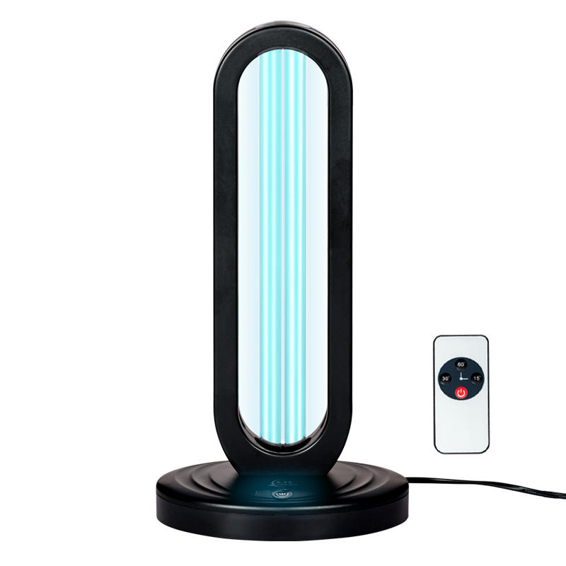 Customized UV Sterilizer Lamp In Tabletop Type