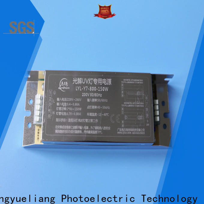 LiangYueLiang anti-rust uv lamp ballast circuit for-sale for mining industy