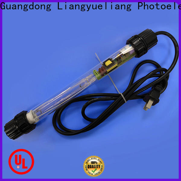 LiangYueLiang purifier uvc light wavelength manufacturers for water recycling