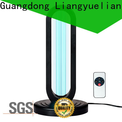 LiangYueLiang custom uv water purifier tube for industry dirty water discharged