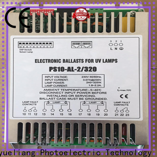 LiangYueLiang factory price uv lamp ballast circuit wholesale for water recycling