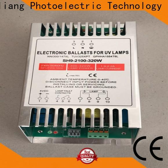 LiangYueLiang lamp uv lamp ballast Supply for waste water plant