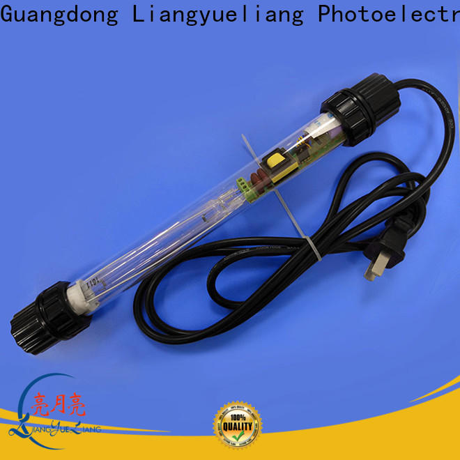 LiangYueLiang custom ultraviolet germicidal light for industry dirty water discharged