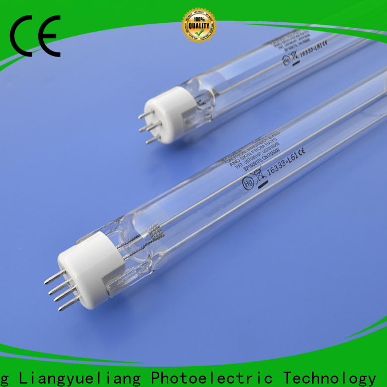 LiangYueLiang anti-rust uv lamp bulbs manufacturers for waste water plant