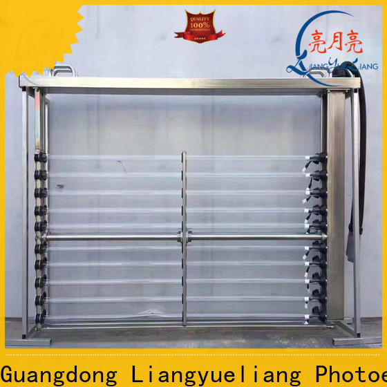 LiangYueLiang durable uv lamp for water purification factory for wastewater plant