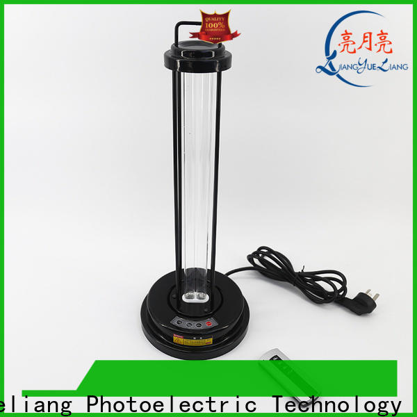 LiangYueLiang compact uv sterilizer for saltwater aquarium auto-cleaning for domestic sewage