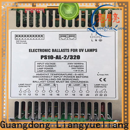 LiangYueLiang stable supply electronic ballast for uv lamp supplier for domestic