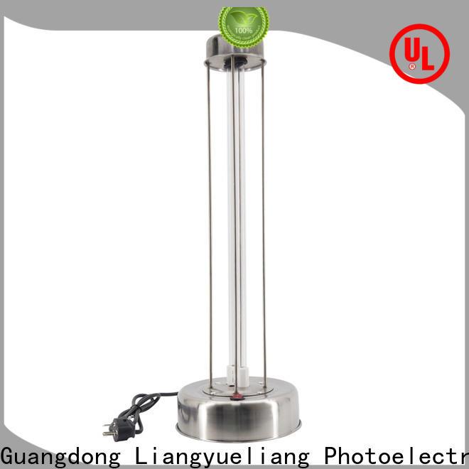 LiangYueLiang durable germicidal light bulbs factory price for domestic sewage