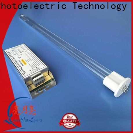 durable uv sterilizer for drinking water double tube for water recycling