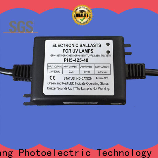 hot recommended electronic ballast for uv lamp y2 Suppliers for mining industy