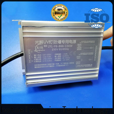 high quality uv bulb ballast y1 factory for water recycling