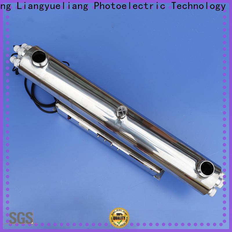 LiangYueLiang shop ultraviolet water sterilizer lower price for SPA