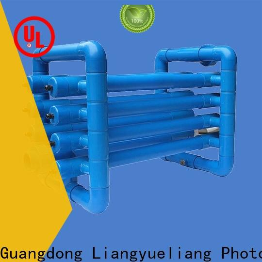 high-quality freshwater uv sterilizer 1040w stainless steel for fish farming,