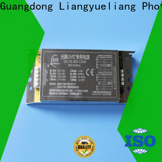 LiangYueLiang y2 fluorescent ballast supply for water recycling