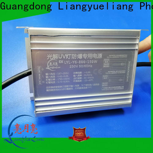 LiangYueLiang series uv ballast repair factory for domestic