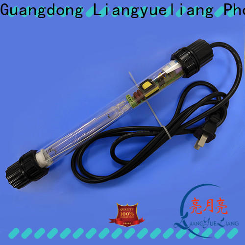LiangYueLiang uv ultraviolet germicidal lamp bulk purchase for industry dirty water discharged